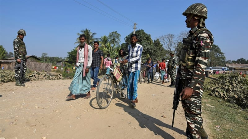 Muslims in India's Assam anxious over citizen list