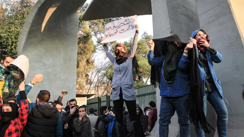 Iran blocks Instagram, Telegram after protests