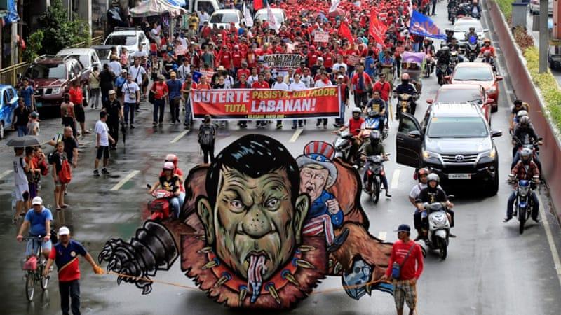 Top-Tatip-Seite in den Philippinen