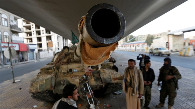 Dozens of journalists held hostage by Houthis in Yemen
