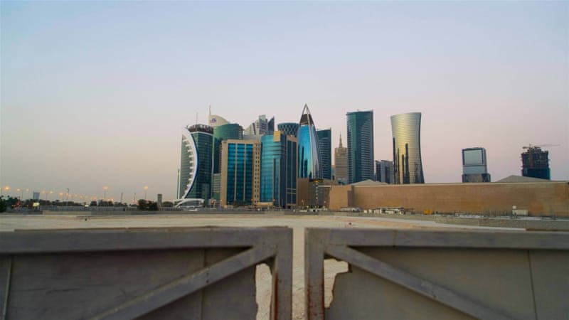 Siege Of Qatar 'Arbitrarily Splitting Up Families'