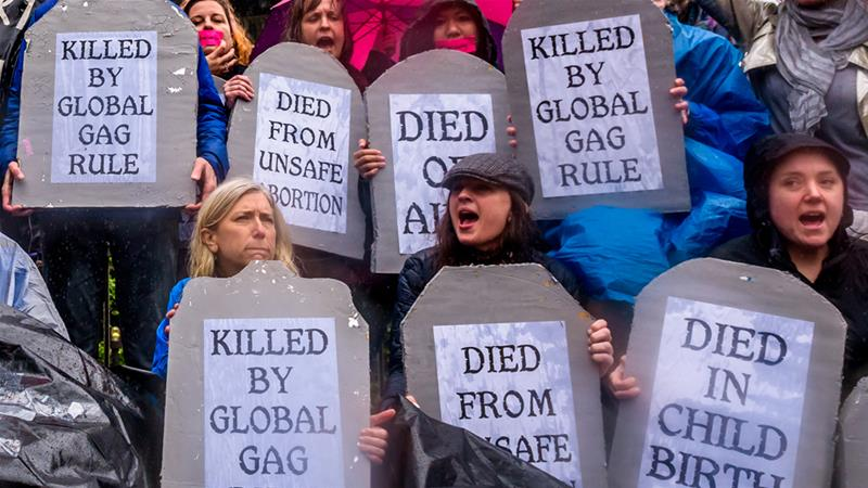 Pompeo Expands Global Gag Rule, Which May Actually Increase Abortions