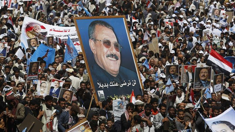 Covering Yemen: Saleh, Saudi and the media