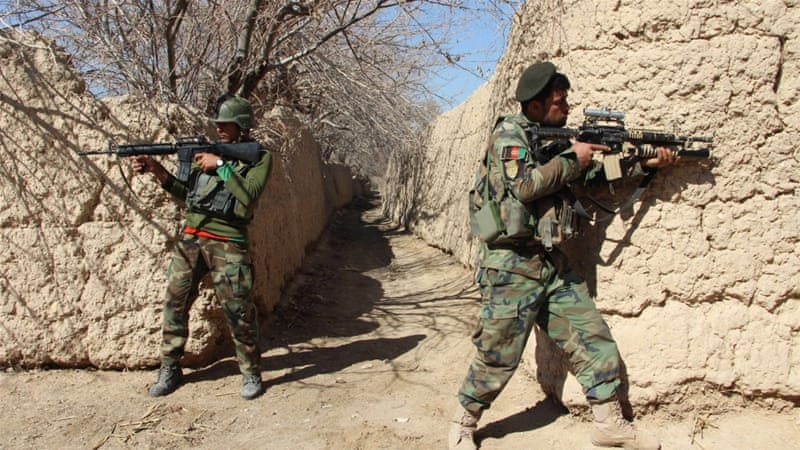 Civilian deaths rise in Afghanistan