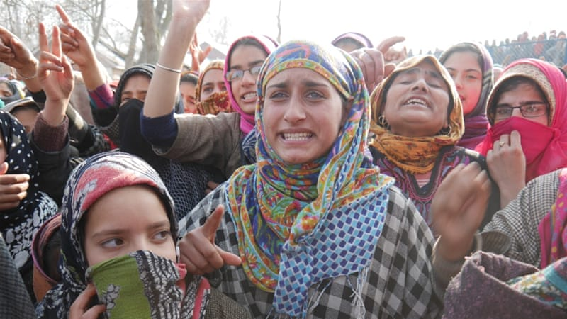 Kashmir: Born To Fight
