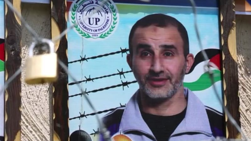 Lost Time: Palestinian prisoners in Israel