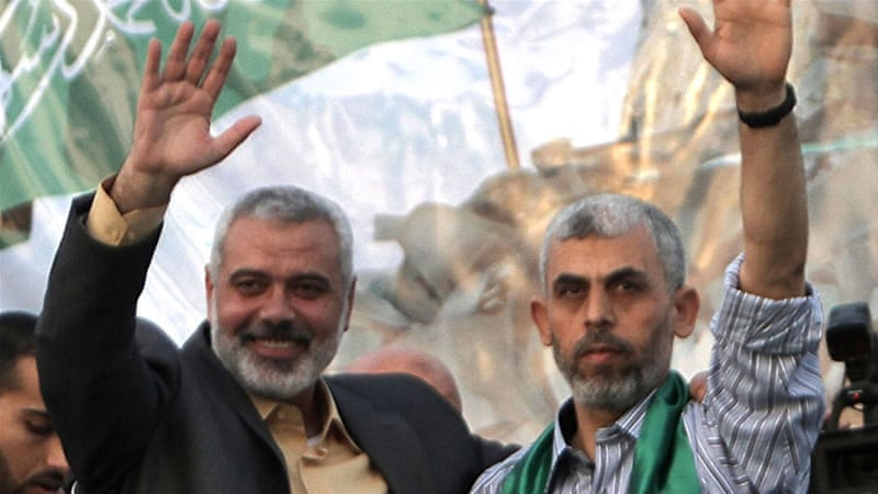 Hardliner named as new Hamas leader in Gaza Strip