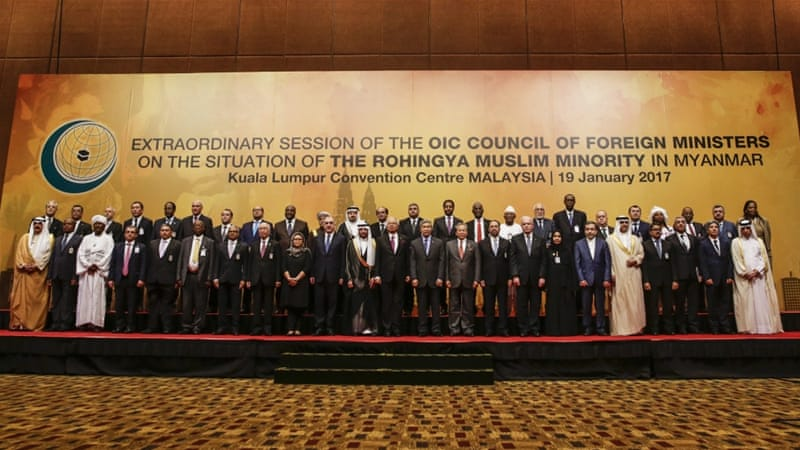 The Rohingya crisis and the role of the OIC | Myanmar | Al