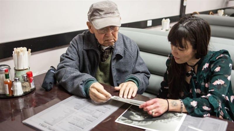 Japan interment camps