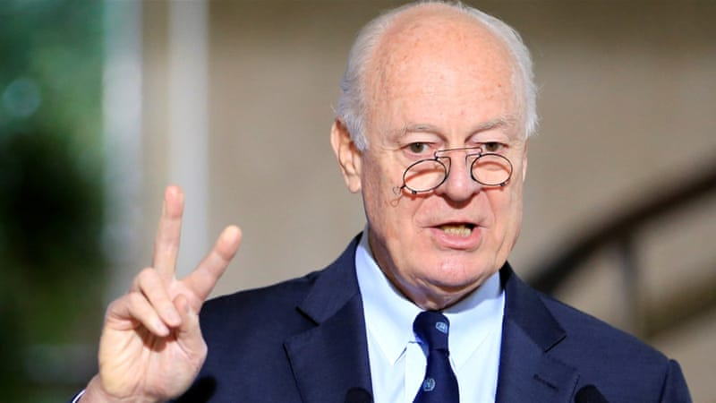 Syria peace talks in Geneva focus on political issues