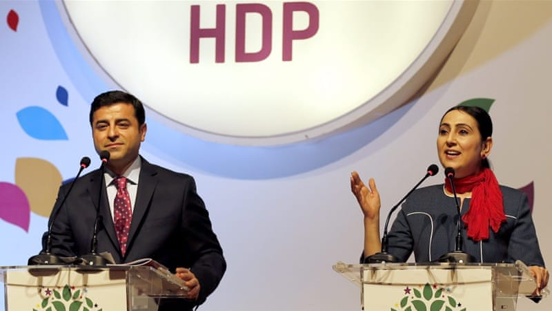 HDP co-chair Selahattin Demirtaş sentenced to 5 months in prison