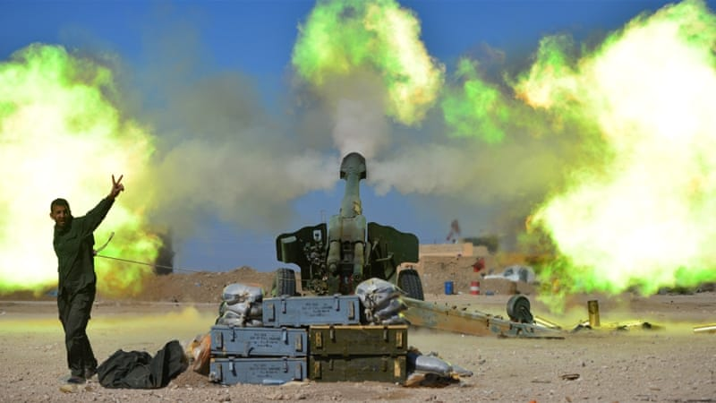 Iraqi forces take Mosul airport