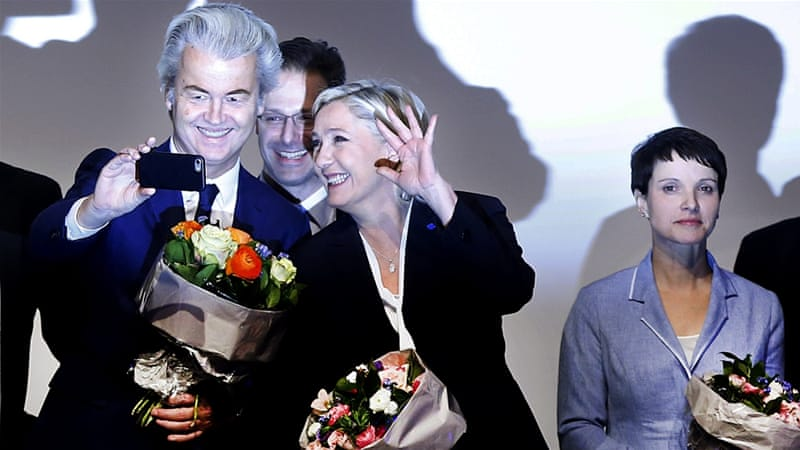 The committee's decision to lift Le Pen's immunity will have to be backed by a second vote [AP]