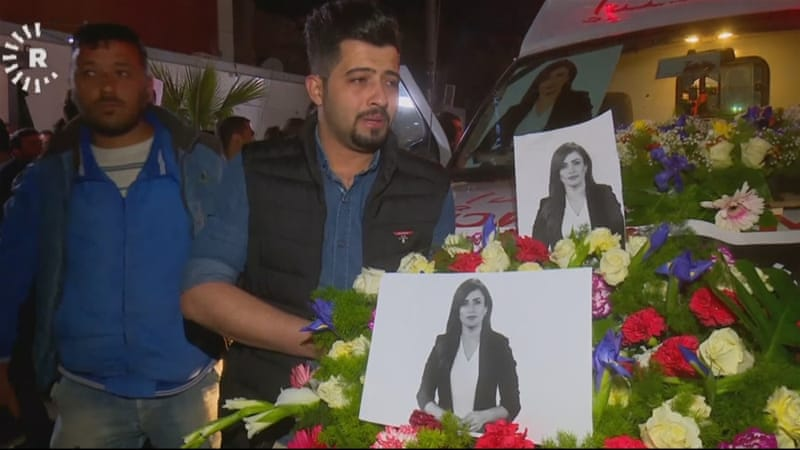 Shifa Gardi: Tributes Paid To Reporter Killed In Mosul