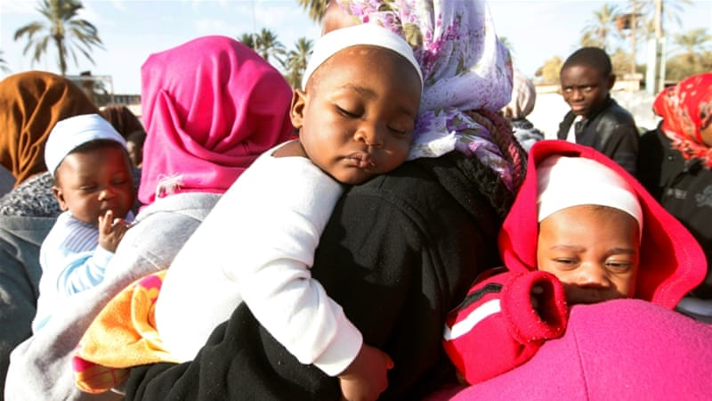 Libya Identified As Epicenter For Migrant Child Abuse