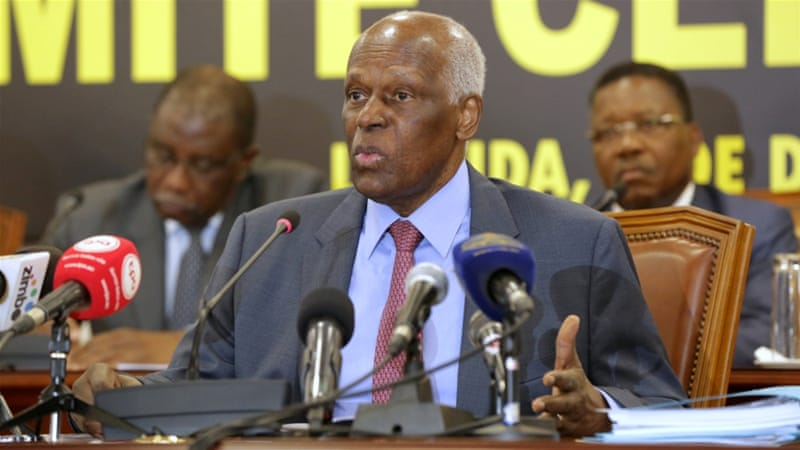 Angola says ex-president's son planned to steal $1.5bn