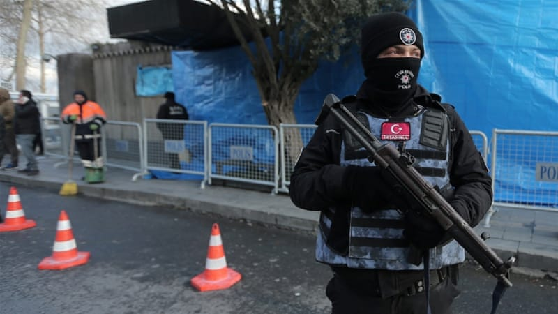 The Turkish government holds ISIL responsible for several attacks in the country [Huseyin Aldemir/Reuters]