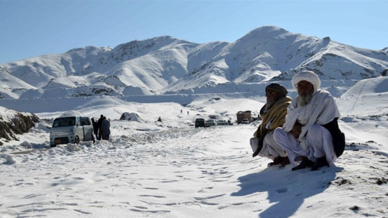 Avalanches in Afghanistan kill at least 54