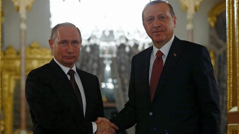 Can Turkey and Russia become allies?