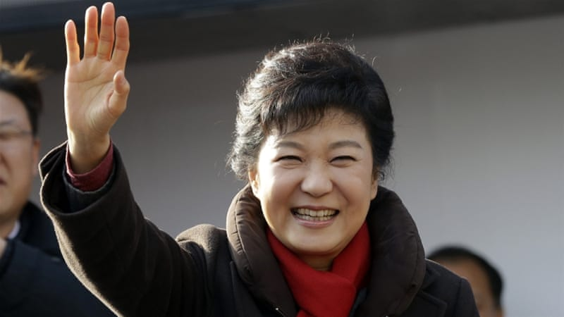 Park lost her presidential immunity from prosecution after the Constitutional Court ruled Friday to formally end her rule [AP]