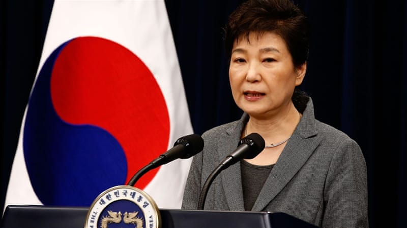 South Korea's ousted president Park faces criticism for allegedly abandoning her dogs