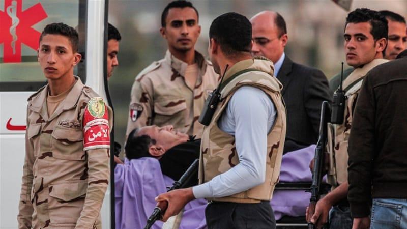 Former Egyptian President Hosni Mubarak to be released -lawyer