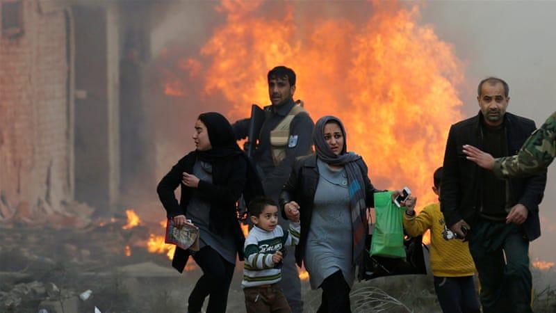 Kabul bus blast