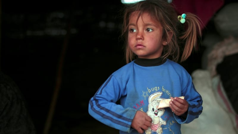 According to UNICEF, 2016 was the worst year yet for Syrian children [Reuters]