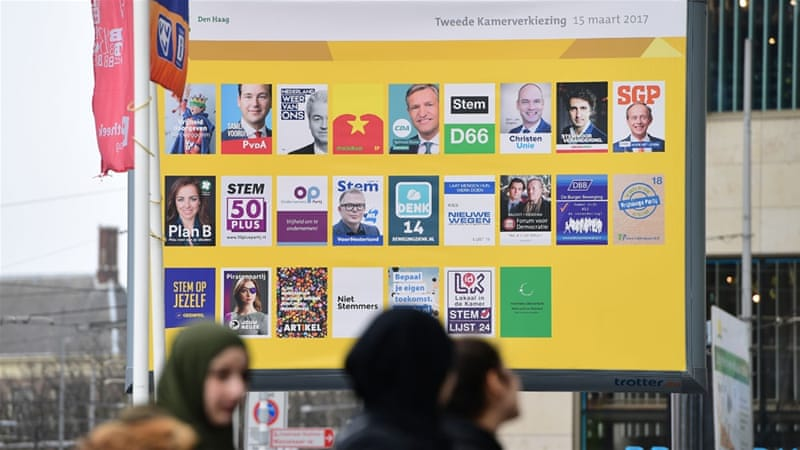 The elections are being closely watched as a signal of the possible rise of far-right and populist parties in Europe [AFP]