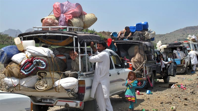 Natural disaster shakes various cities of Pakistan