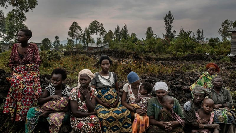 The slow road to recovery for rape survivors in the DRC