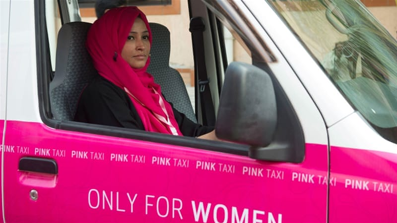 Pink taxi: Women-only service to be launched in Karachi | Pakistan