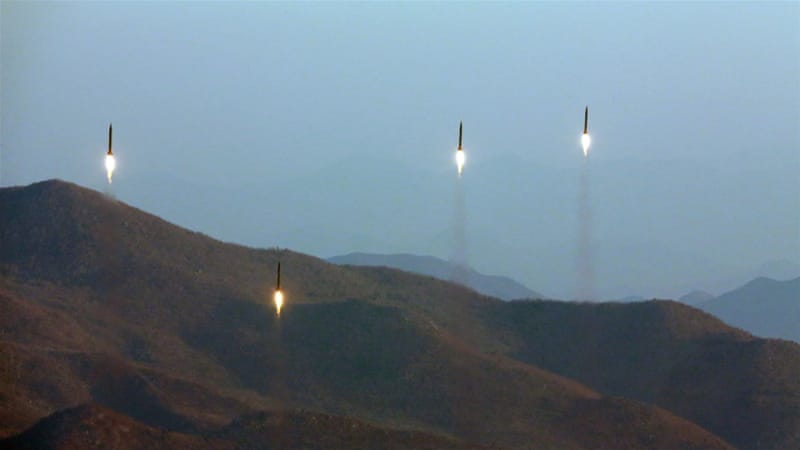 North Korea's Latest Missile Test Exploded Within Seconds