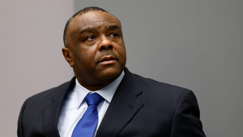Congo's Bemba Gets Additional Year for Bribing Witnesses