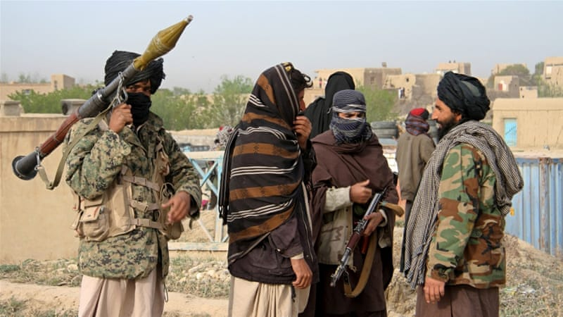 US General: Russia May Be Supplying Taliban Fighters