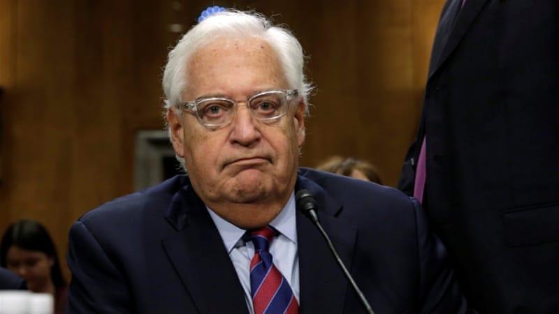 David Friedman Approved As US Ambassador To Israel