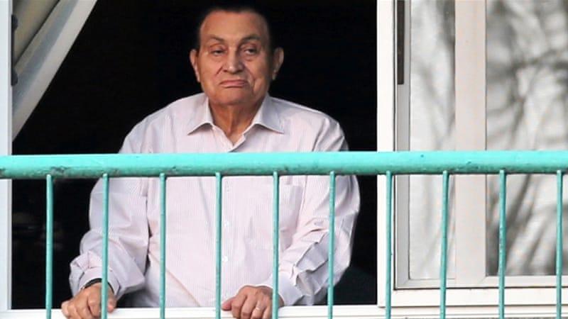 Mubarak freed
