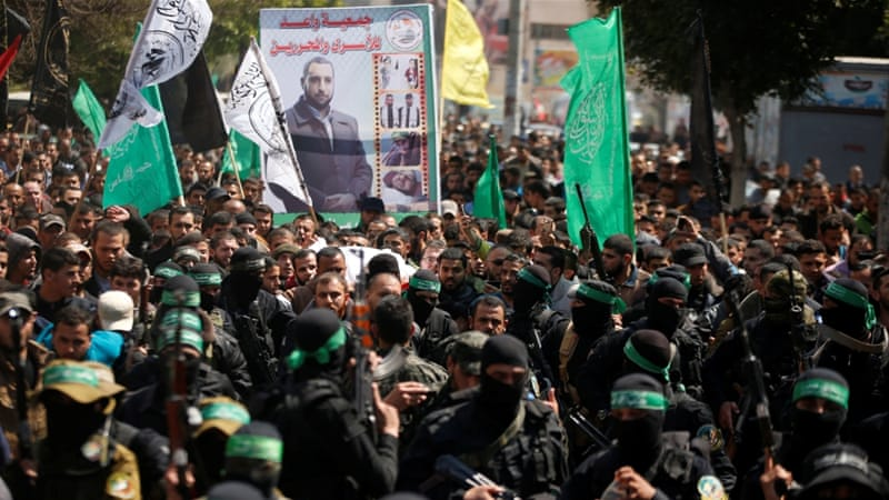 Hamas leader in Gaza assassinated
