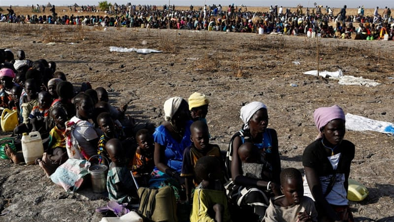 6 aid workers killed in South Sudan