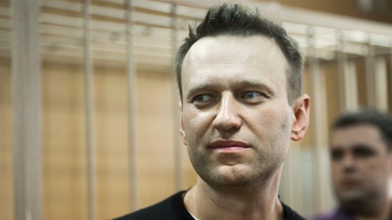 Alexsi Navalny