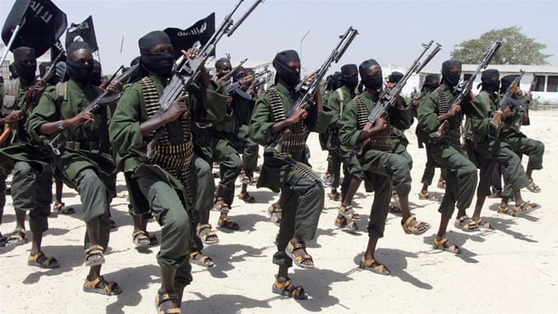 Al-Shabab still controls parts of Somalia's south and central regions after being chased out of Mogadishu [File: AP]
