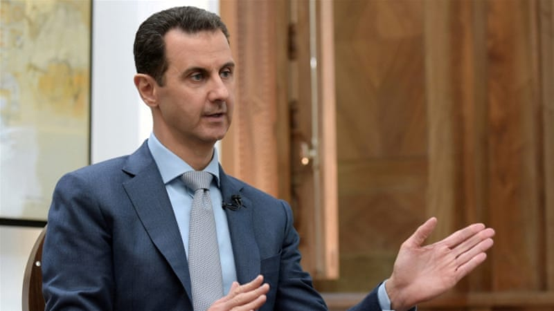 haley: Assad no longer priority