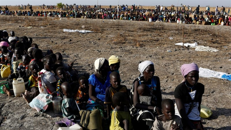 The UN said more than 7.5 million people were in need of aid [File: Siegfried Modola/Reuters]