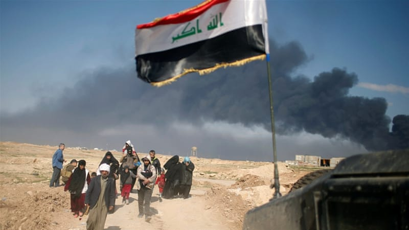 UN: 200,000 more people may flee Mosul fighting