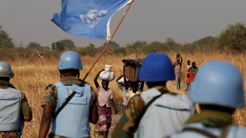 Victims in mind in UN plan to combat peacekeepers' sex abuse