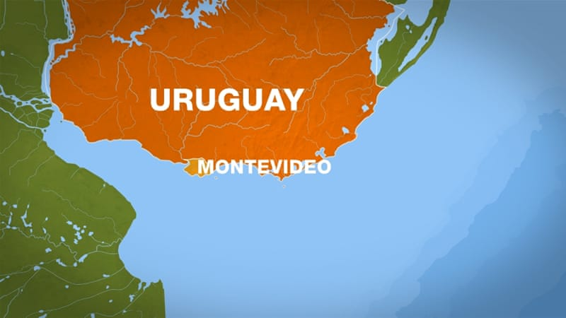 missing s korean ship believed sunk off uruguay south korea news