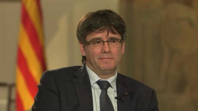 Puigdemont: What goes for Scotland, goes for Catalonia