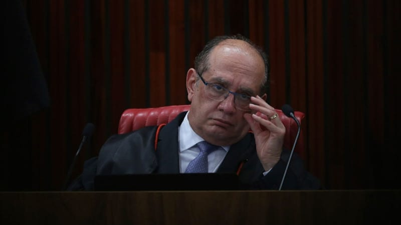 The Supreme Court's decision came as Brazil's president fought to survive an electoral court trial [AP]