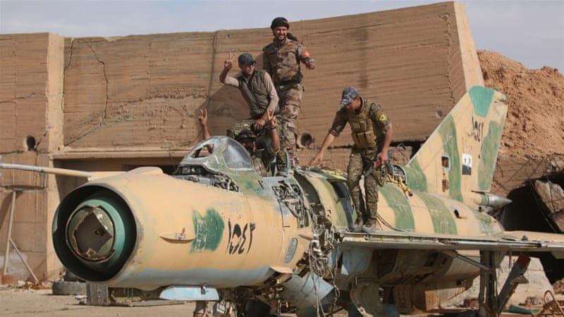 US coalition mistakenly kills 18 allied Syrian rebels