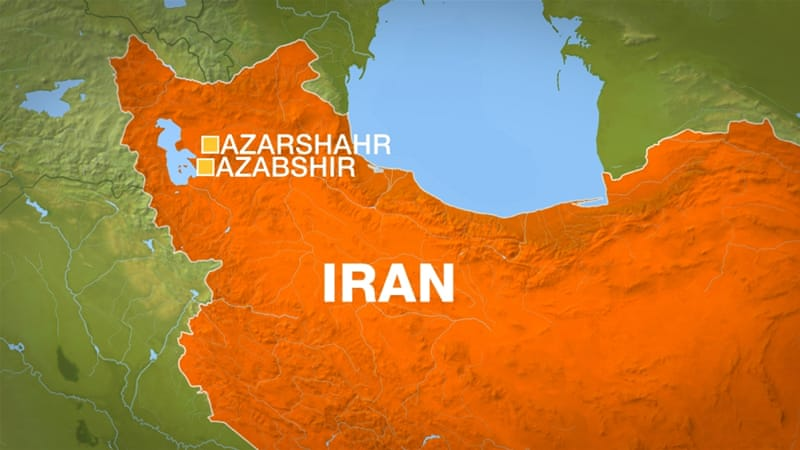 25 dead in Iran floods